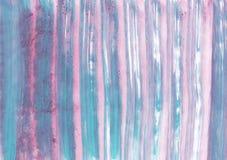 Oude grunge gestreepte achtergrond Modieuze en fijne mengeling van kleuren vector illustratie