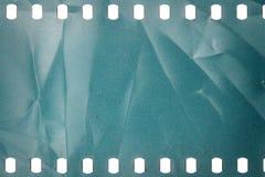 Oude grungefilmstrip Royalty-vrije Stock Fotografie