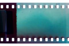 Oude grungefilmstrip Royalty-vrije Stock Afbeeldingen