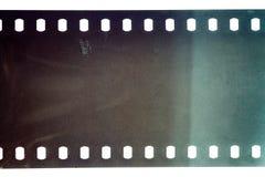 Oude grungefilmstrip Stock Foto