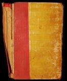 Oude grungy boekdekking Stock Afbeelding