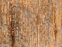 Oude grungy houten textuur als achtergrond Stock Afbeelding