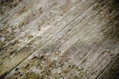 Oude grungy houten textuur als achtergrond Stock Foto's