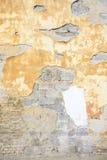 Oude grungy muur Stock Fotografie