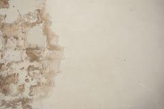Oude grungy textuur, grijze concrete muur Royalty-vrije Stock Afbeelding