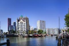 Oude Hafen in Rotterdam lizenzfreies stockfoto