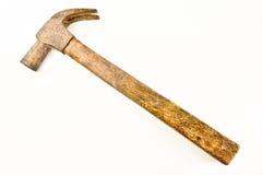 oude hamer Royalty-vrije Stock Afbeeldingen
