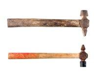 Oude hamers stock afbeeldingen