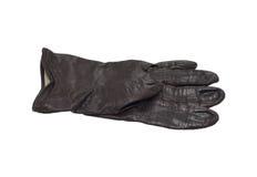Oude handschoen Royalty-vrije Stock Afbeeldingen