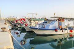 Oude Haven, Limassol, Cyprus stock fotografie