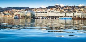 Oude haven van Genua Royalty-vrije Stock Fotografie