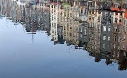 Oude haven van Honfleur Royalty-vrije Stock Fotografie
