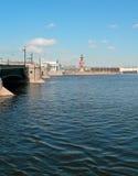 Oude Heilige Petersburg Royalty-vrije Stock Fotografie