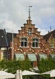 Oude herberg in het centrum van Sneek. royalty-vrije stock fotografie