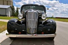 Oude herstelde 1937 Chevrolet Royalty-vrije Stock Afbeelding
