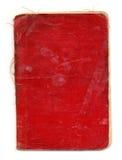 Oude het boektextuur van de Zak Stock Foto