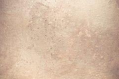 Oude het canvasstof van de textuur als achtergrond Royalty-vrije Stock Foto's