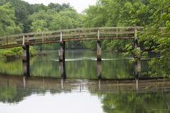 Oude het Noordenbrug royalty-vrije stock afbeelding