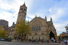 Oude het Zuidenkerk van Boston, Boston, doctorandus in de letteren, de V.S. royalty-vrije stock foto's
