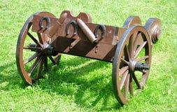 Oude historische wapens Stock Afbeeldingen