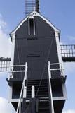 Oude Historische Windmolen Royalty-vrije Stock Foto's