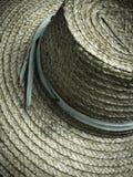 Oude hoed Royalty-vrije Stock Afbeeldingen