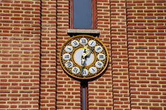 Oude Hof Kerk Biserica Buna Vestire Stock Foto