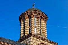 Oude Hof Kerk Biserica Buna Vestiren Stock Afbeeldingen