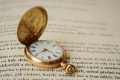 Oude horloges Royalty-vrije Stock Afbeelding