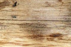 Oude houten stock illustratie