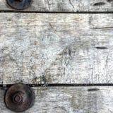 Oude houten Royalty-vrije Stock Foto's