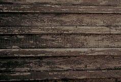 Oude houten achtergrond Behang met schilverf stock foto