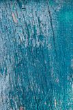 Oude houten achtergrond, groene kleur Textuur en achtergrond royalty-vrije stock foto