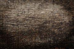 Oude houten achtergrond met barsten Royalty-vrije Stock Afbeelding