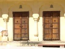 Oude deuren Royalty-vrije Stock Fotografie