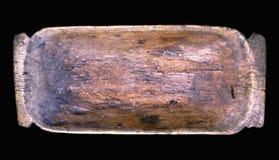 Oude houten door Royalty-vrije Stock Foto's