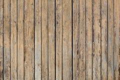 Oude houten doorstane planken Stock Afbeeldingen