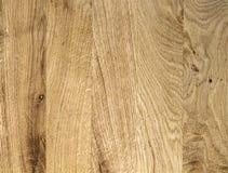 Oude houten gele of bruine textuurachtergrond Raad of panelen Stock Foto's