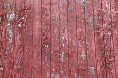 Oude Houten Geschilderde Purpere Rustieke Achtergrond Stock Afbeelding
