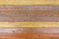 Oude houten grungeachtergrond stock foto's