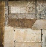 Oude houten grungeachtergrond stock fotografie