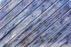 Oude houten landhuistextuur 1 Stock Foto