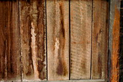 Oude houten muur Royalty-vrije Stock Fotografie