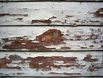 Oude houten muur. Royalty-vrije Stock Fotografie