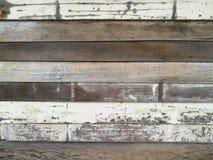 Oude houten muur stock foto