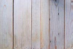 Oude houten muurtextuur als achtergrond Stock Afbeelding