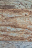Oude houten omheining Stock Afbeelding
