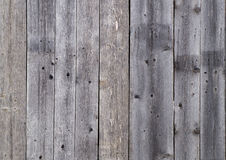 Oude houten omheining Royalty-vrije Stock Afbeeldingen
