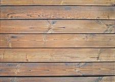 Oude Houten Omheining houten palissadeachtergrond Plankentextuur Stock Foto's