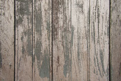 Oude houten omheiningsachtergrond Royalty-vrije Stock Afbeeldingen